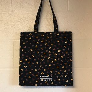 Limited edition Madewell Insider canvas tote